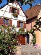 Gîtes en Alsace dans le Haut-Rhin