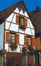 2 gites ruraux en Alsace près de Colmar